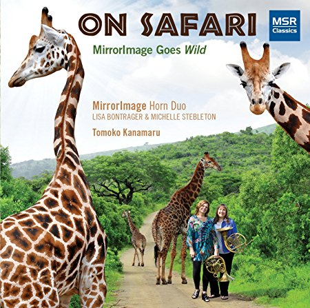 On Safari: Mirror Image Goes Wild Orchestra