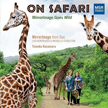 On Safari: Mirror Image Goes Wild Orchestra